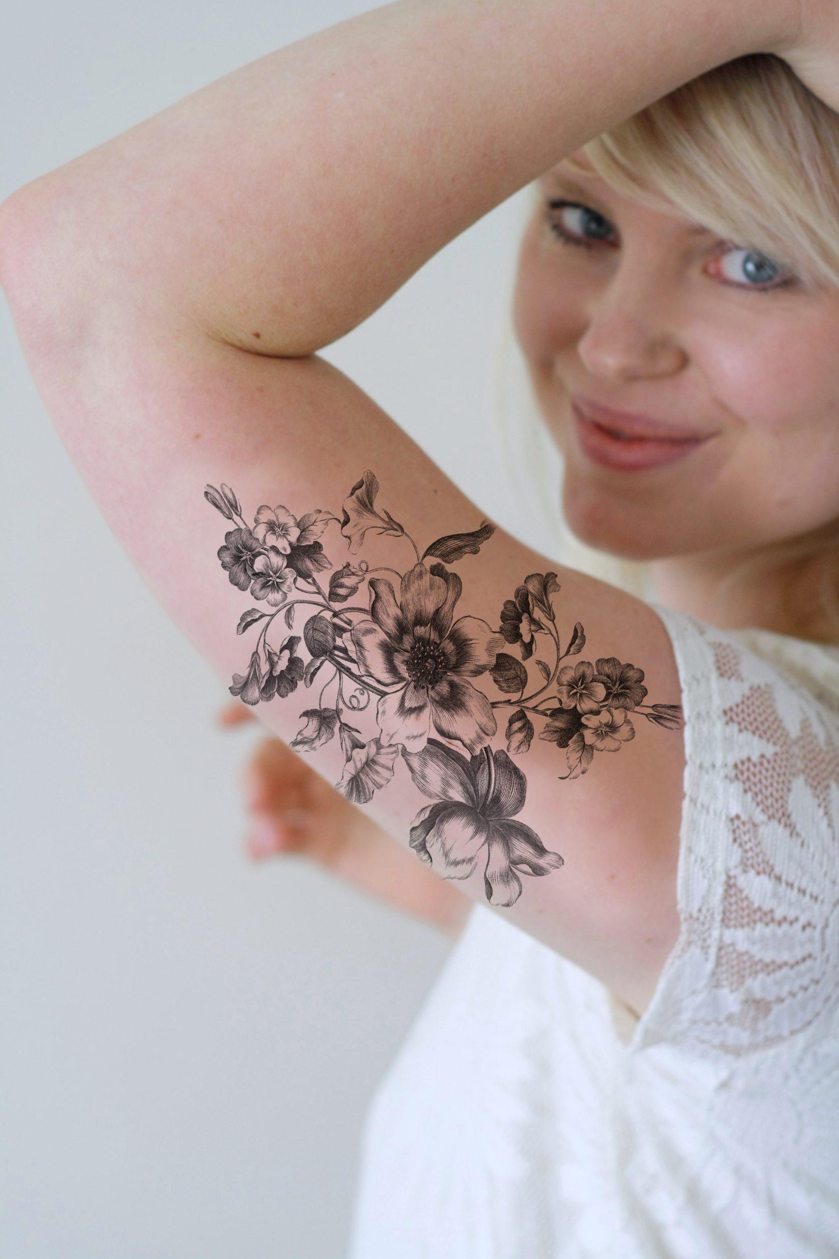 New Temporary Tattoos